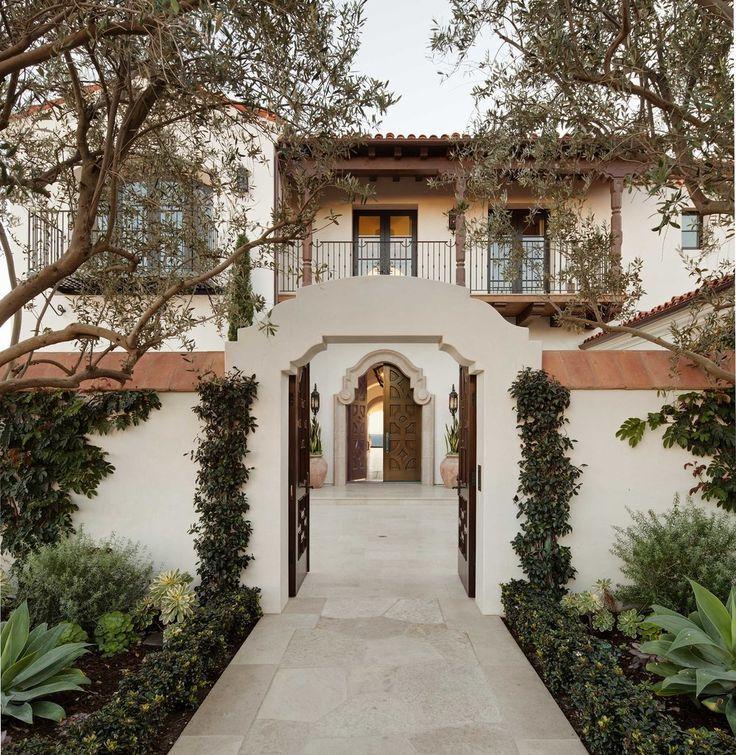 Newport Coast Santa Barbara Style Home — Oatman Architects