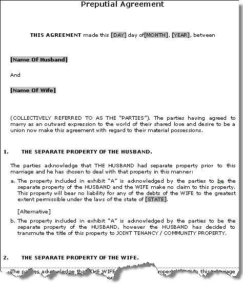 And Sample Prenuptial Agreement sample prenup – Sample Prenuptial Agreements