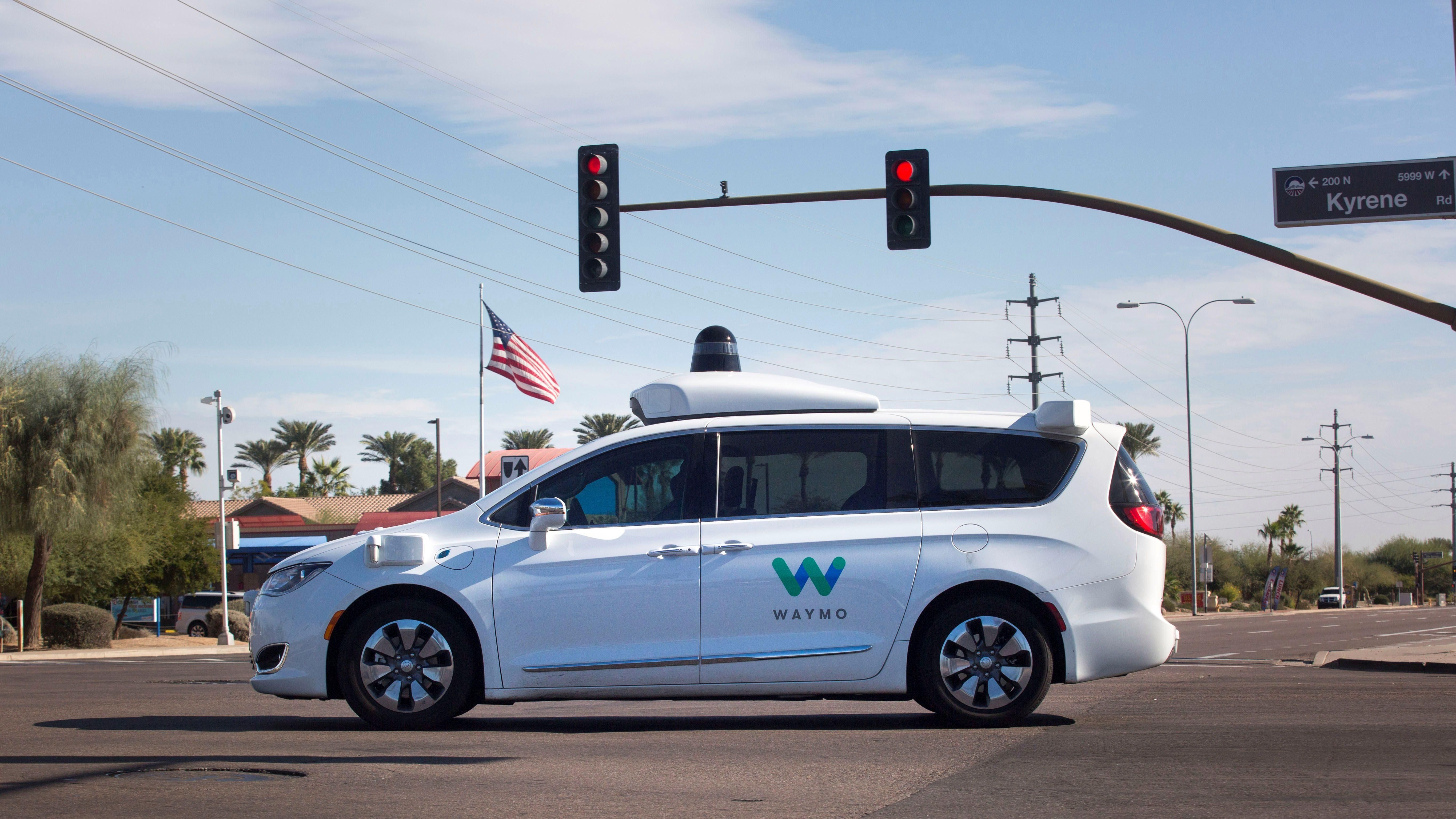 Waymo Googl Is Coming For Uber With A Driverless Taxi Service