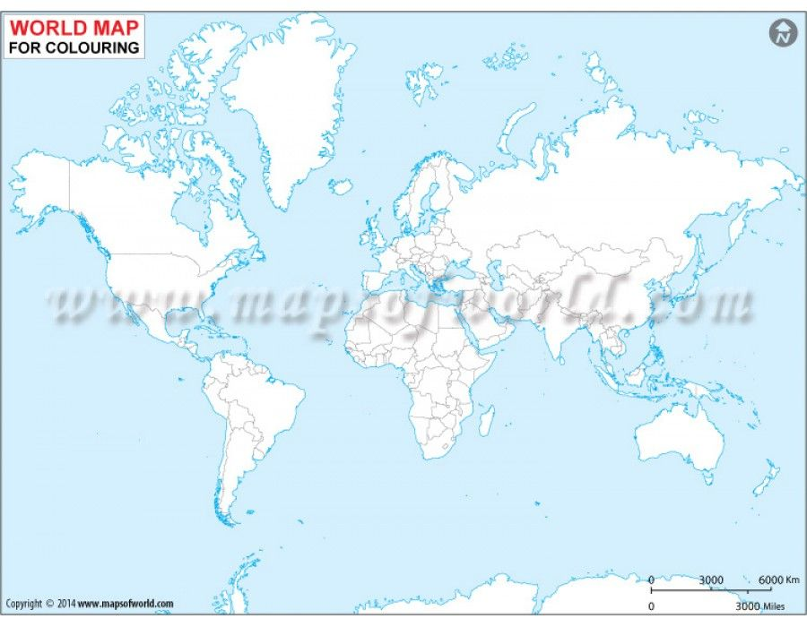 Buy world outline map online in digital format from largest buy world outline map online in digital format from largest collection of digital maps starts at gumiabroncs Gallery