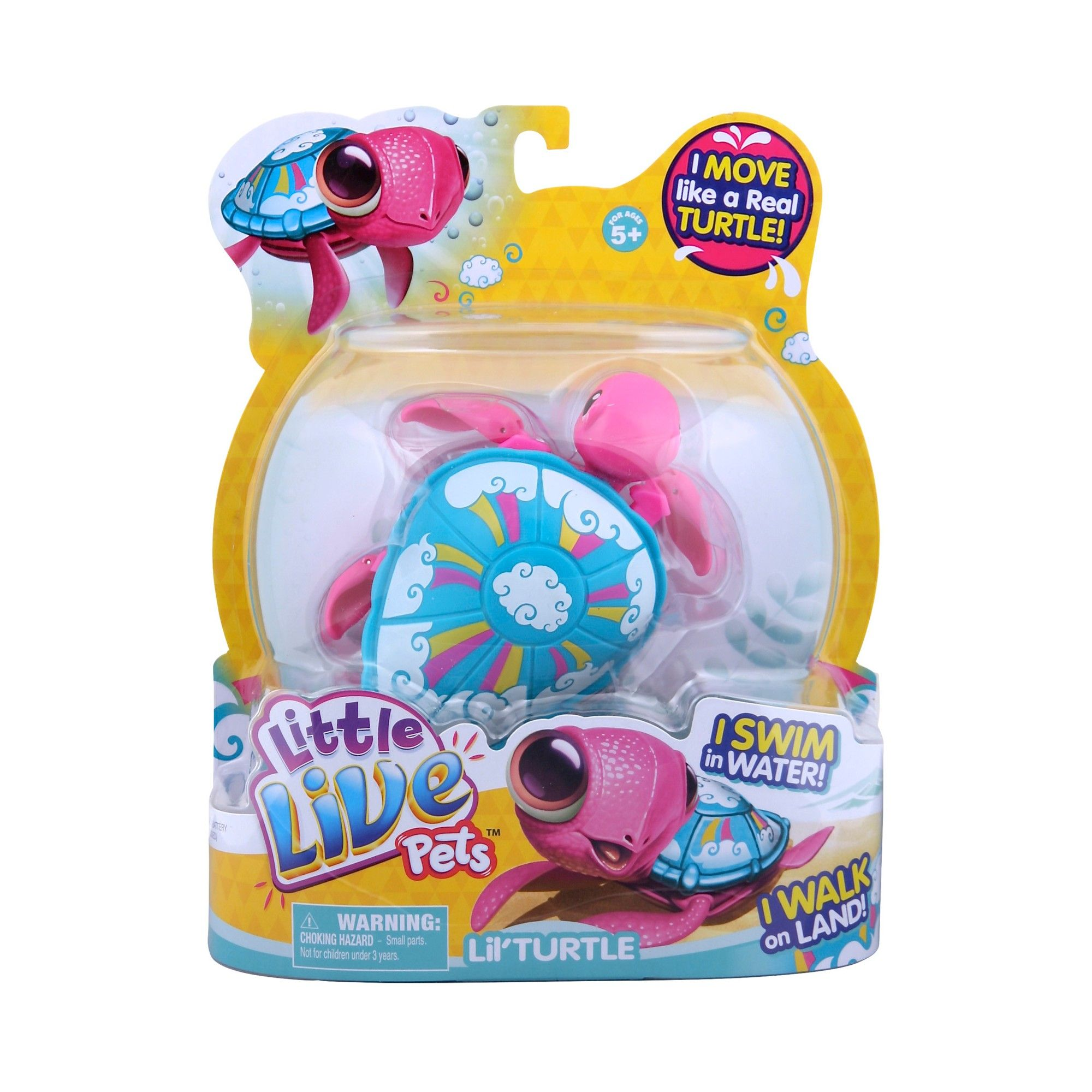 Toys Little live pets, Pet turtle, Baby turtles