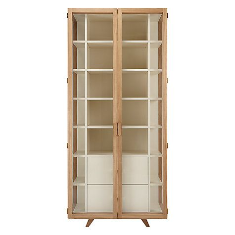 Buy Case Vitrina Tall Cabinet Online At Johnlewis