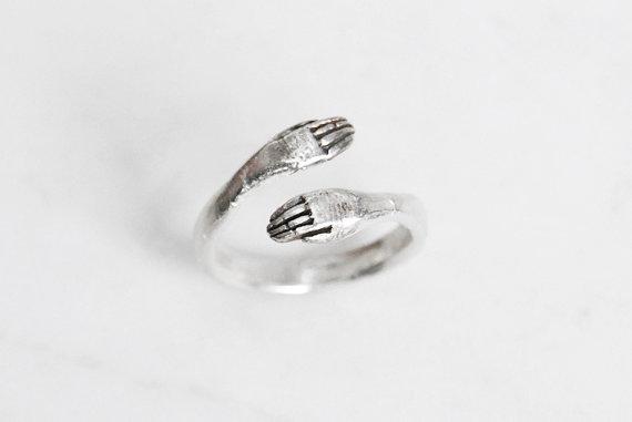 Dandelion Ruthless Leopard Illustration Ring,Popular Glass Ring,Fashionable Ring Gift