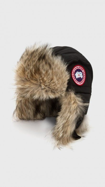 07171f704bd Canada Goose Collection for Women. Aviator Hat by Canada Goose