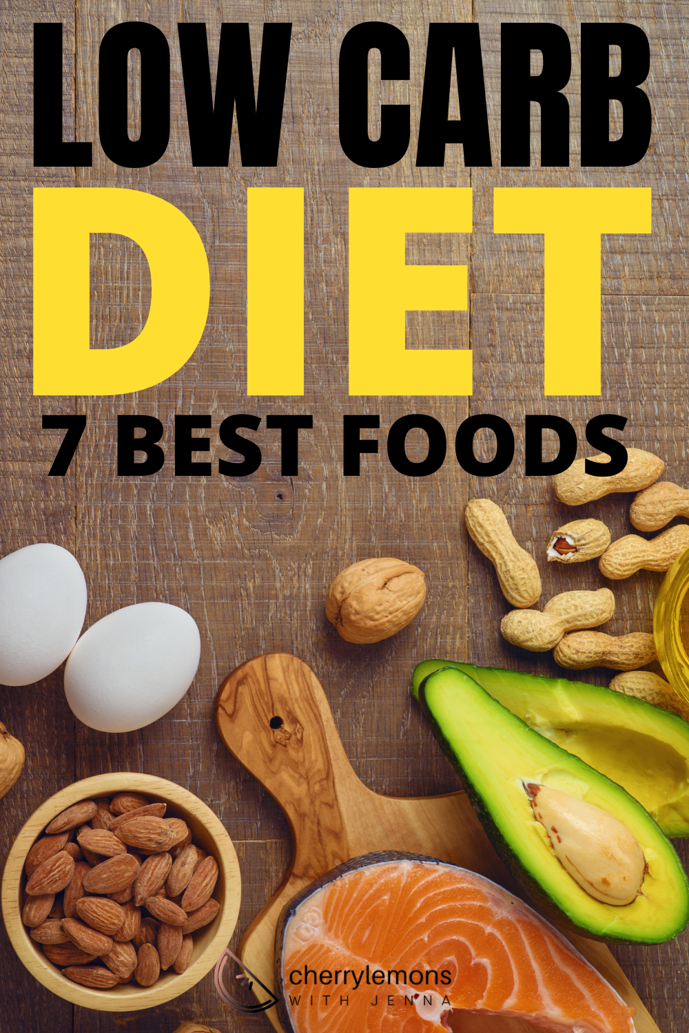 7 Best foods for low carb diets No carb diets, Low