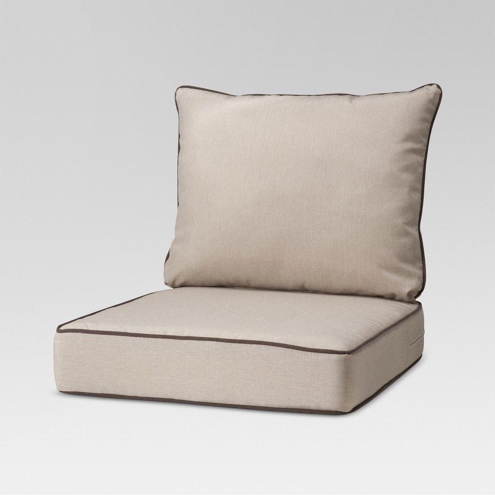 Deep Seat Patio Chair Cushions Patio Chair Cushions Replacement Cushions Outdoor Outdoor Patio Chair Cushions