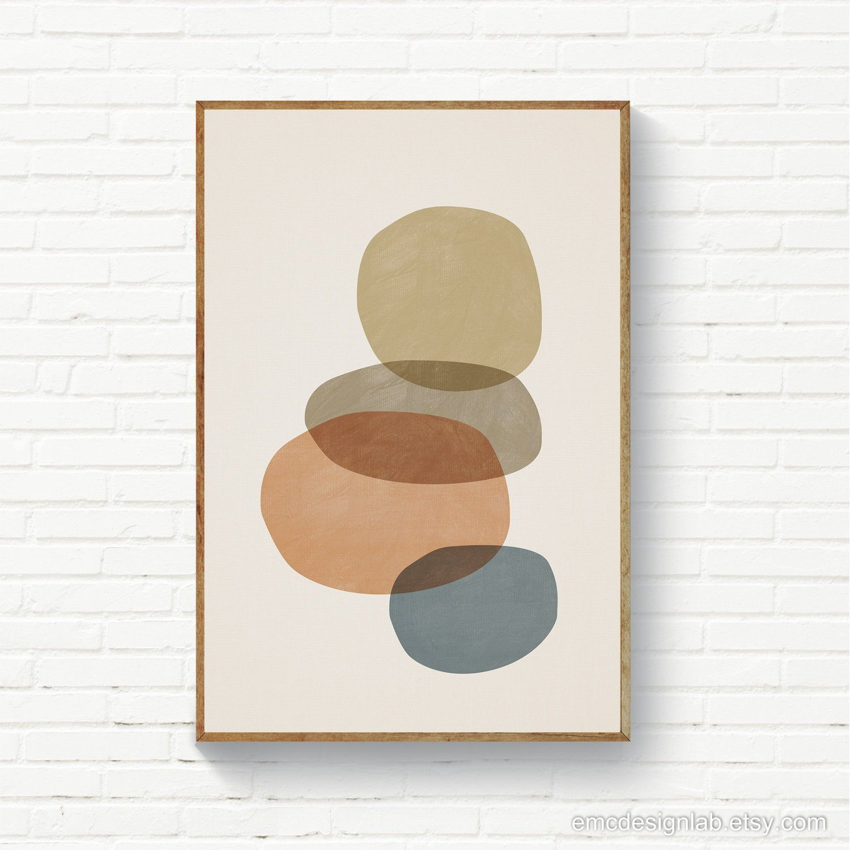 Organic Modern Decorative Abstract