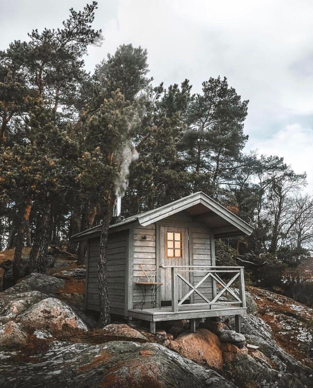 Mountain cabin porn Pin Pa Cabin Porn