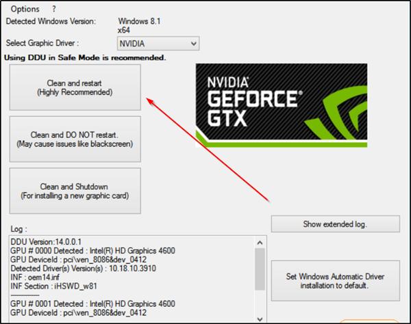 Nvidia Amd Realtek Drivers Won T Install On Windows 10 Nvidia Windows Graphic Card