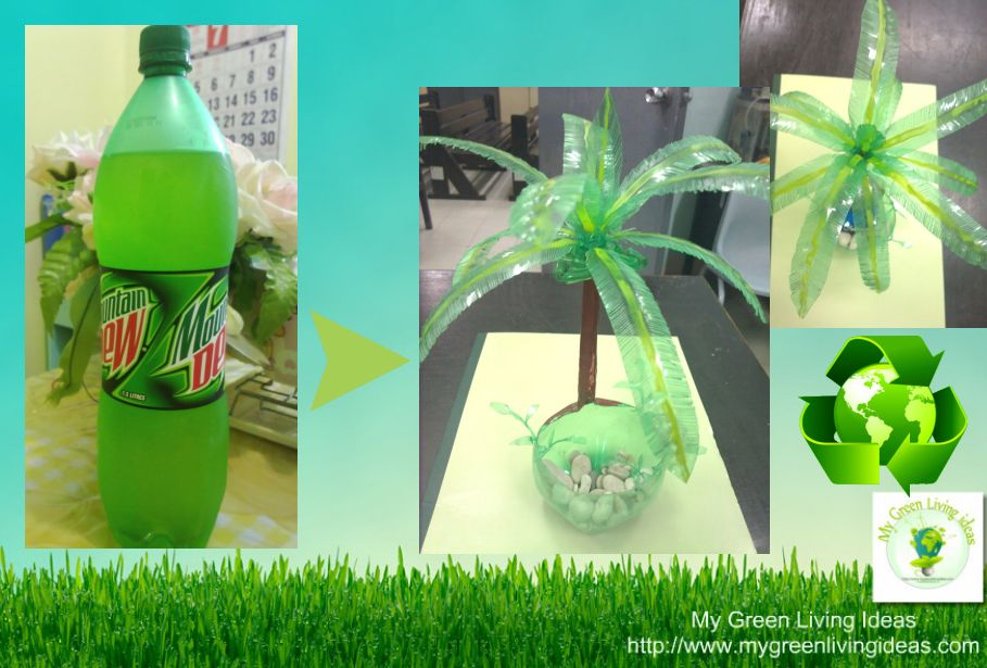 Recycling plastic bottles image search 3rs for Homemade recycling projects