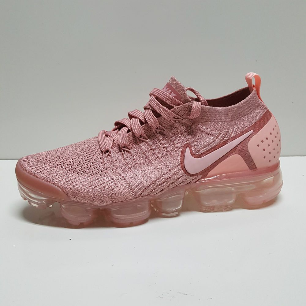 purchase cheap 8b982 9e985 Nike Air Vapormax Flyknit 2 Women s Size 6.5 Rust Pink 942843-600  fashion   clothing  shoes  accessories  womensshoes  athleticshoes (ebay link)