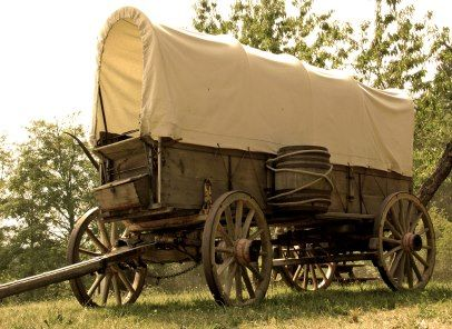 Animated Covered Wagon Clipart | Free Images at Clker.com - vector clip art  online, royalty free & public domain