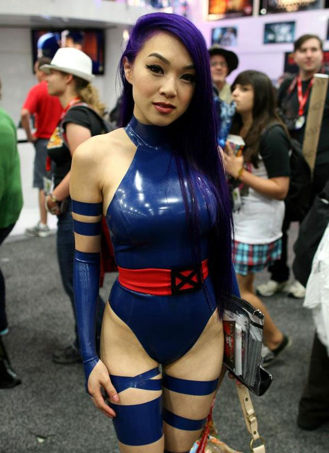 comic con costumes Sexiest