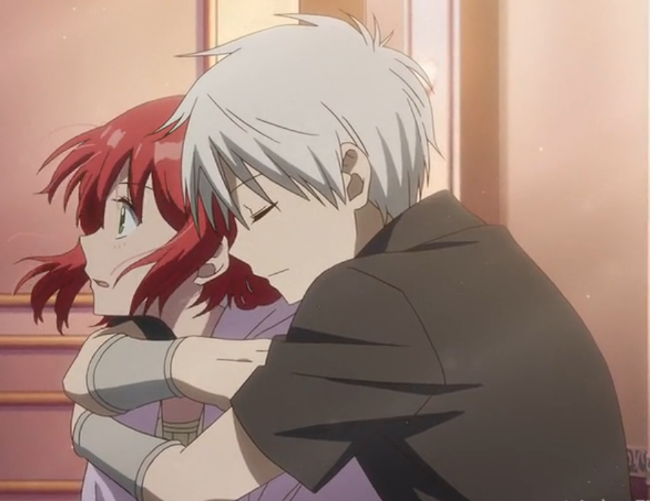 Screenshot Snow White With The Red Hair Anime Akagami No