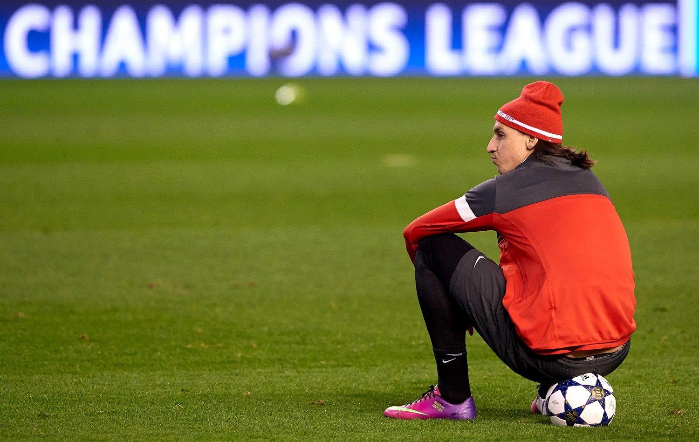 Zlatan Ibrahimović - PSG