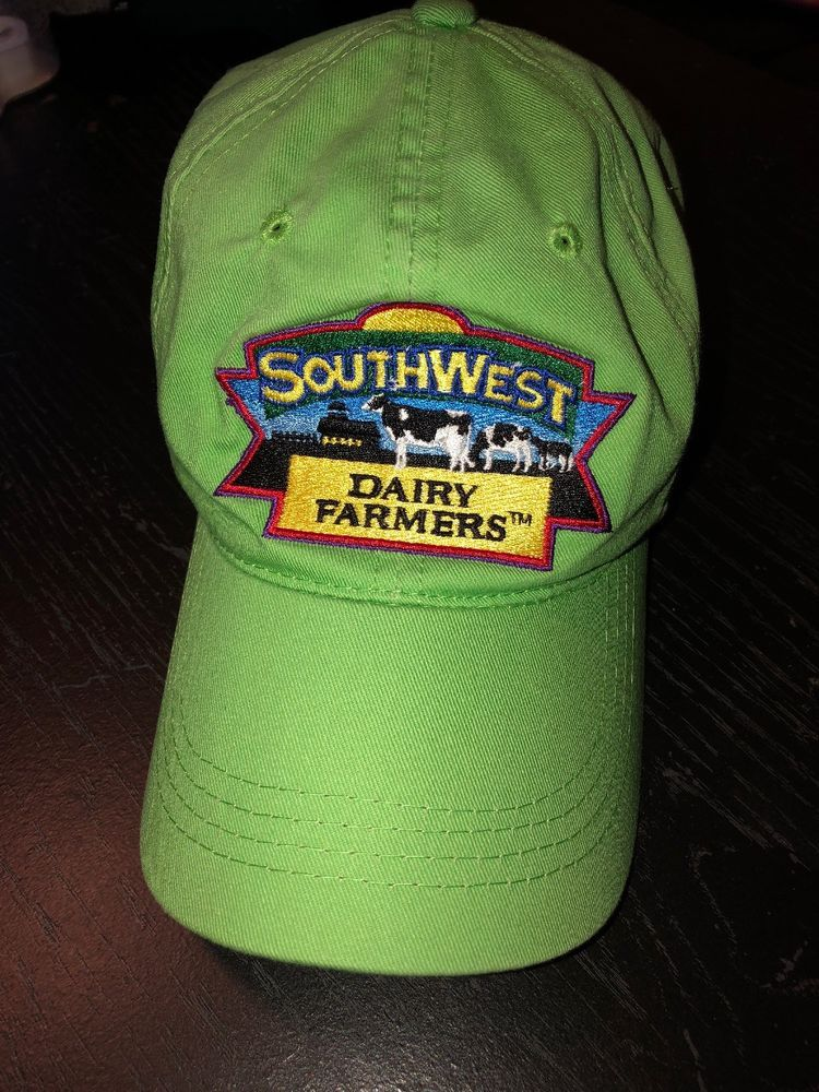 35d516e1f72 Vtg Macco Southwest Dairy Farmers Hat  fashion  clothing  shoes  accessories   vintage  vintageaccessories (ebay link)
