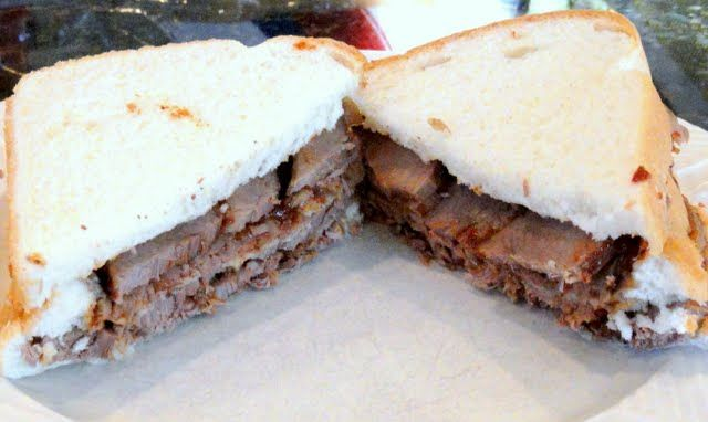 Kansas City Oven Baked Bbq Beef Brisket Recipe Bbq Brisket Cooking For Two Baking