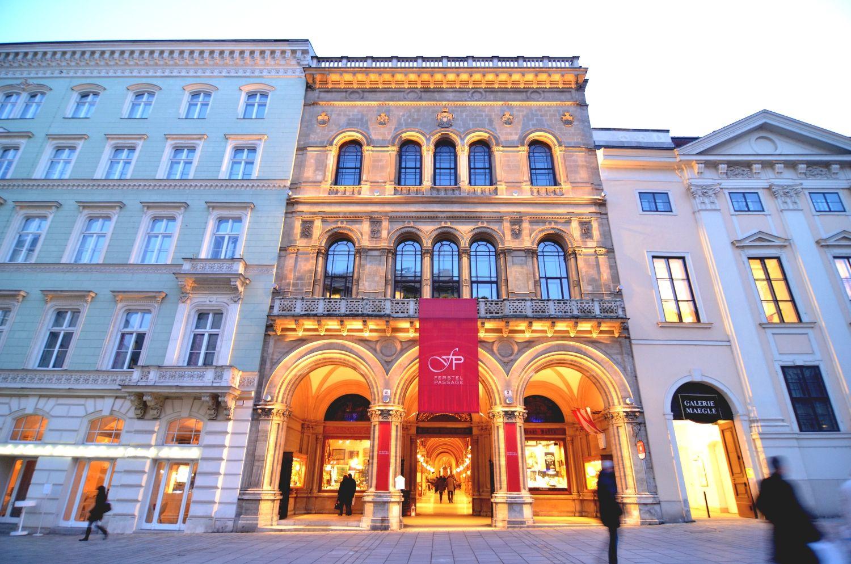 Stadtspaziergang Freyung Freyung Stadt Wien