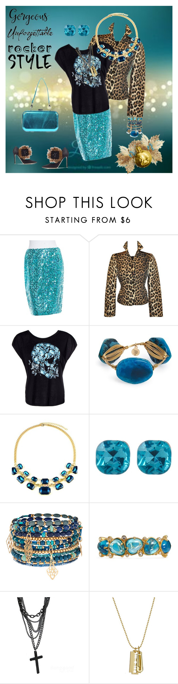 """""""Tiffany Blue Christmas"""" by izimaher on Polyvore featuring David Meister, Moschino, Metal Mulisha, Bourbon and Boweties, Emi Jewellery, Stella + Ruby, Accessorize, Kenneth Jay Lane, McQ by Alexander McQueen and Antonella Romano"""