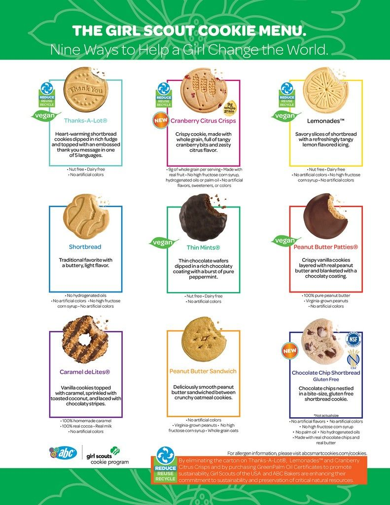 find girl scout cookies los angeles When you buy a box of delicious girl scout cookies, you help power new, unique , and amazing experiences for every awesome girl (go-getter, innovator,.