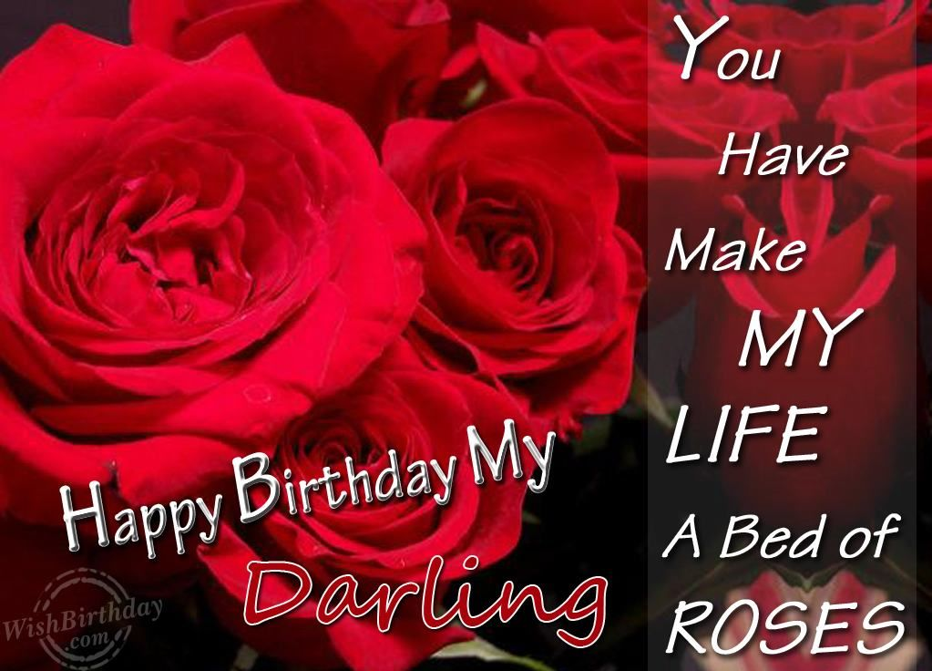 Happy Birthday Wishes To Wife ~ Awesome happy birthday quotes for ex boyfriend hd birthday wishes