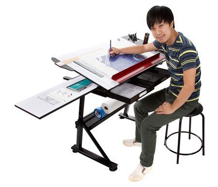 Soho Urban Artist Drafting Table Drafting Table Drawing Desk Drawing Table