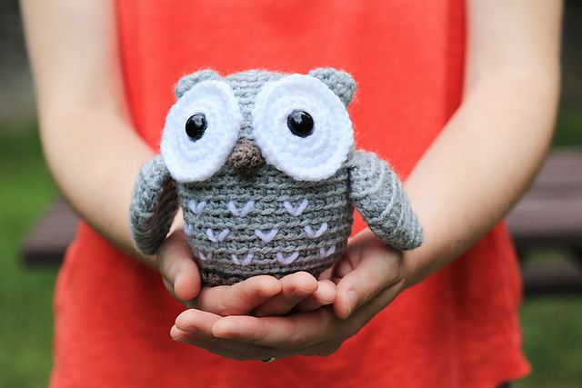 Cute Little Amigurumi Owl : Little koko the owl pattern by megan barclay amigurumi patterns