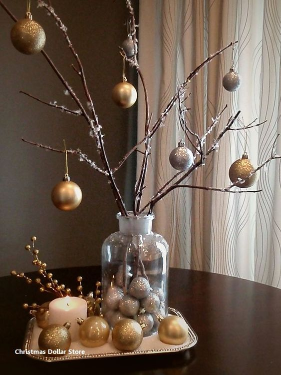 35 Stunning Christmas Decorations Crafts You Need To Try This Year #xmasdecorations