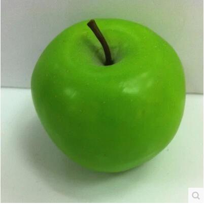 Simulation false fruit vegetables feel bread raisins heavy-duty simulation green apple furniture decoration