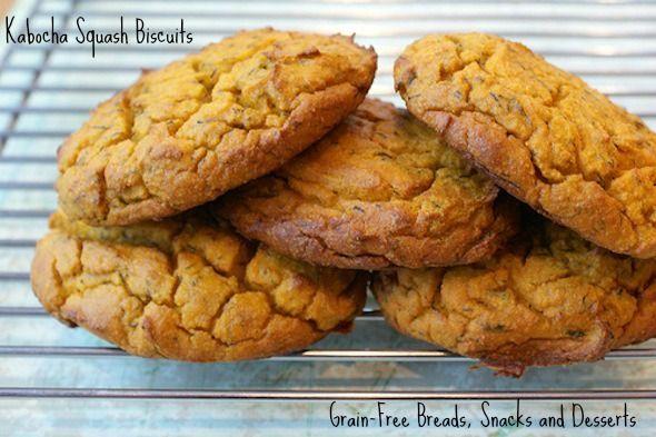 Kabocha Squash Biscuits Paleo Scd Gaps Recipe Grain Free Bread Snacks Food Processor Recipes