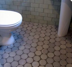 Round Ceramic Tile