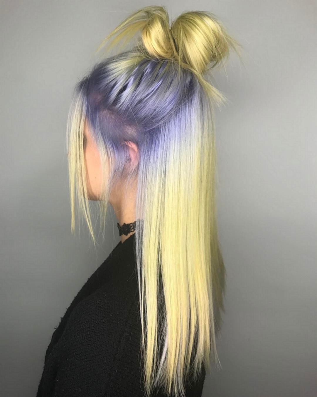 Amazing 35 Unique Half And Half Hair Color Ideas For Cute Women