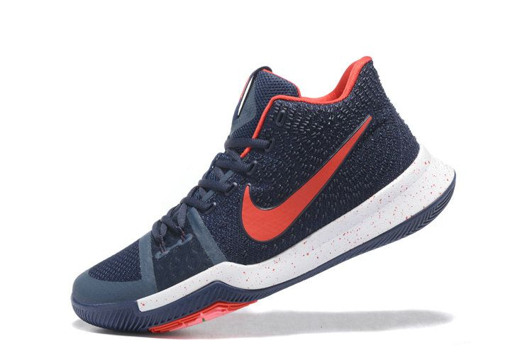 new arrivals e4b0b 4351c New Arrival Cheap Nike Kyrie Irving 3 3S Dark Obsidian Sport Red