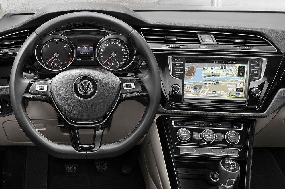 New Review Volkswagen Touran 2016 Release Interior View Model ...