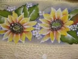 Resultado de imagem para pintura em toalha