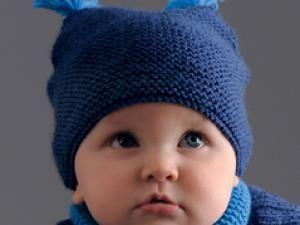modele bonnet bebe laine   Tricot Barbie   Poupon   Pinterest ... 0e739c2103e