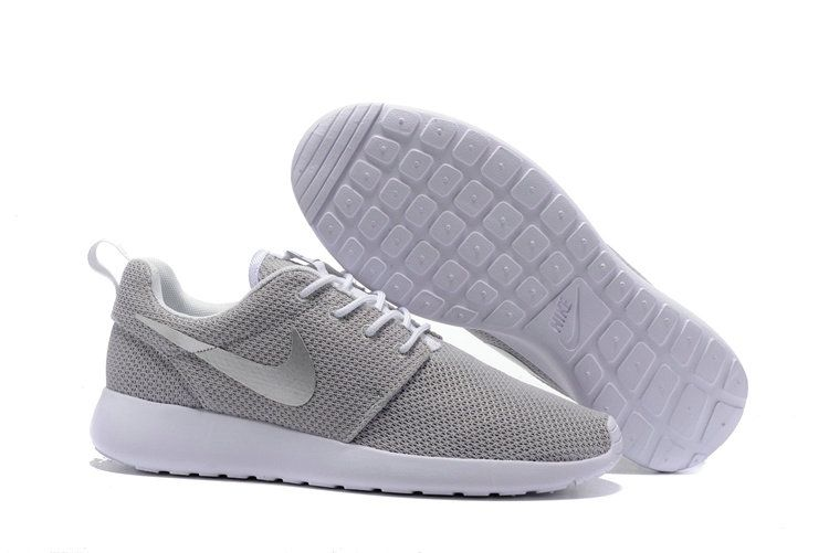 3dc440ea8de7 Free Shipping Only 69  Nike Roshe One Mens Shoes Wolf Grey White 511881-023