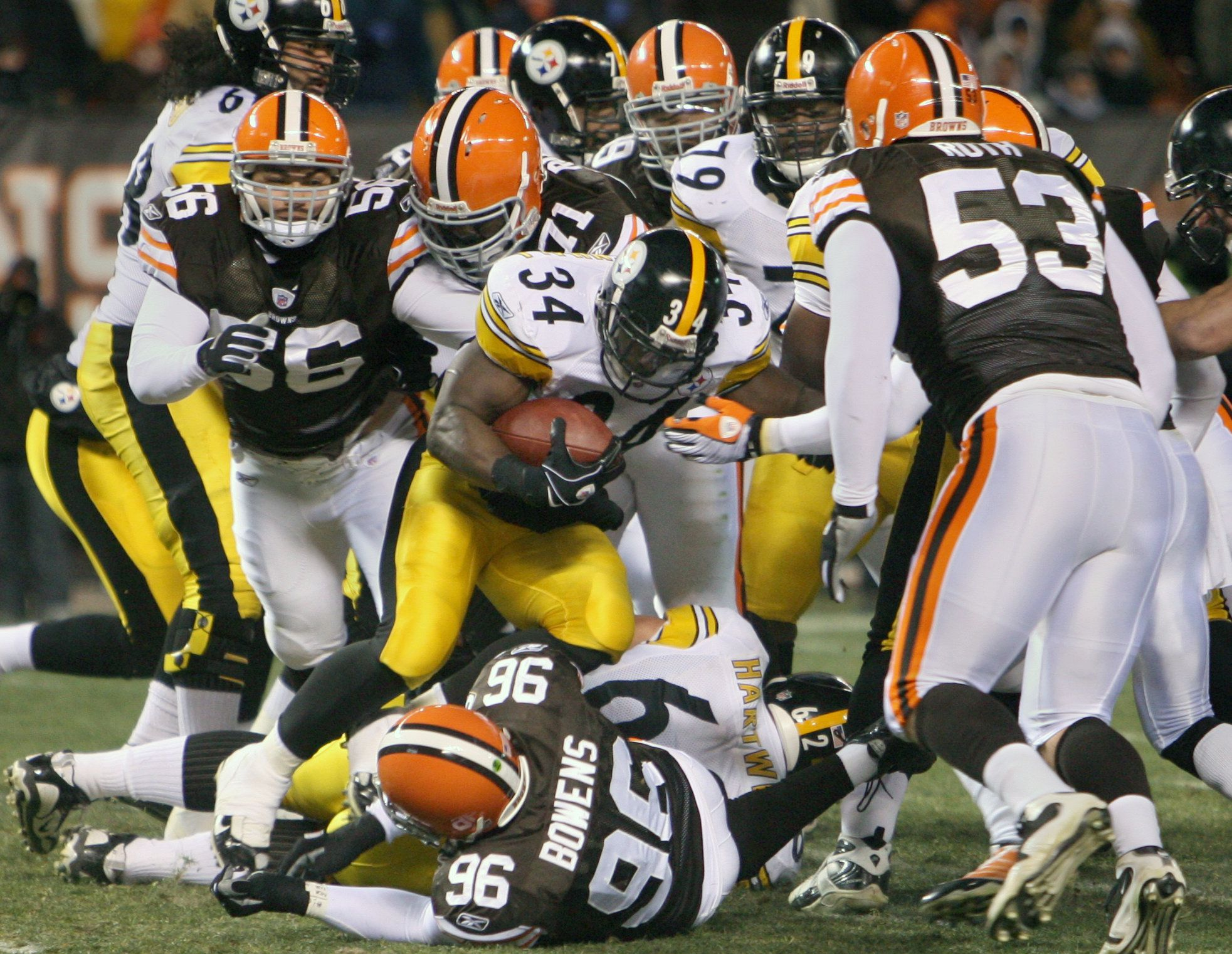 PITTSBURGH vs. CLEVELAND 9/9/2018 NFL Odds, Pick & Preview