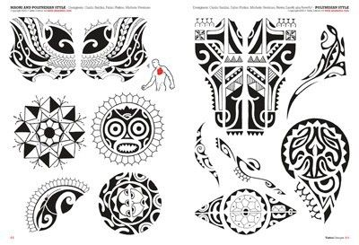 Simbolos Maories Y Sus Finest Tatuaje Maor With Simbolos Maories Y