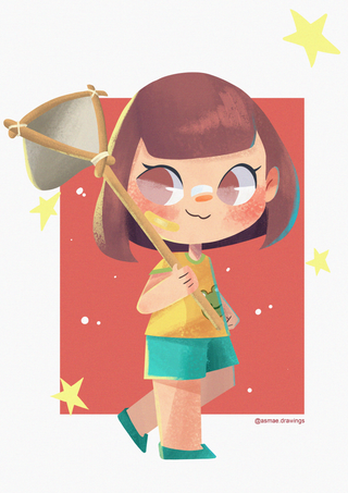 Animal Crossing New Horizons Avatar : animal, crossing, horizons, avatar, Hire], Opening, Animal, Crossing, Horizons, Commissions!, (Avatar,, Villager,, Couple, You're…, Crossing,, Business
