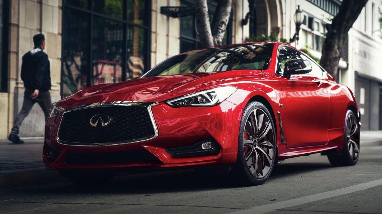 2020 Infiniti Q60 Red Sport Review Di 2020