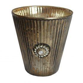Regency Sugar Bowl from Shabby Chic Originals | metallic ...