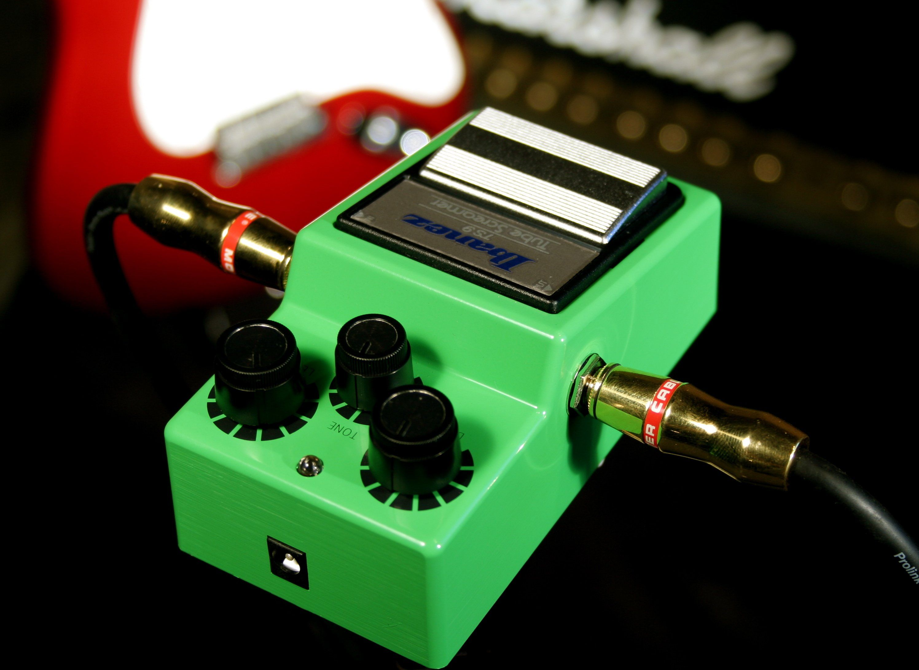 Product Review: Ibanez Tube Screamer TS9 Overdrive Pedal