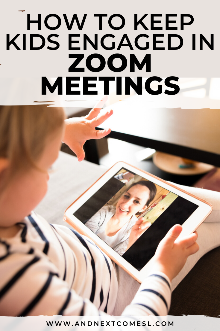 Pin on Zoom