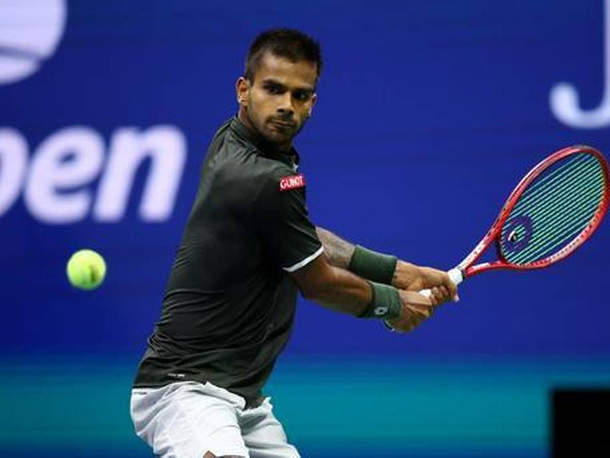 Khelkhelmein Indian Tennis Star Sumit Nagal Defeated Facundo Bognis In The Men S Singles Final To Win Buenos Aires Atp Challenger On Sun Tennis Stars Tennis Sports