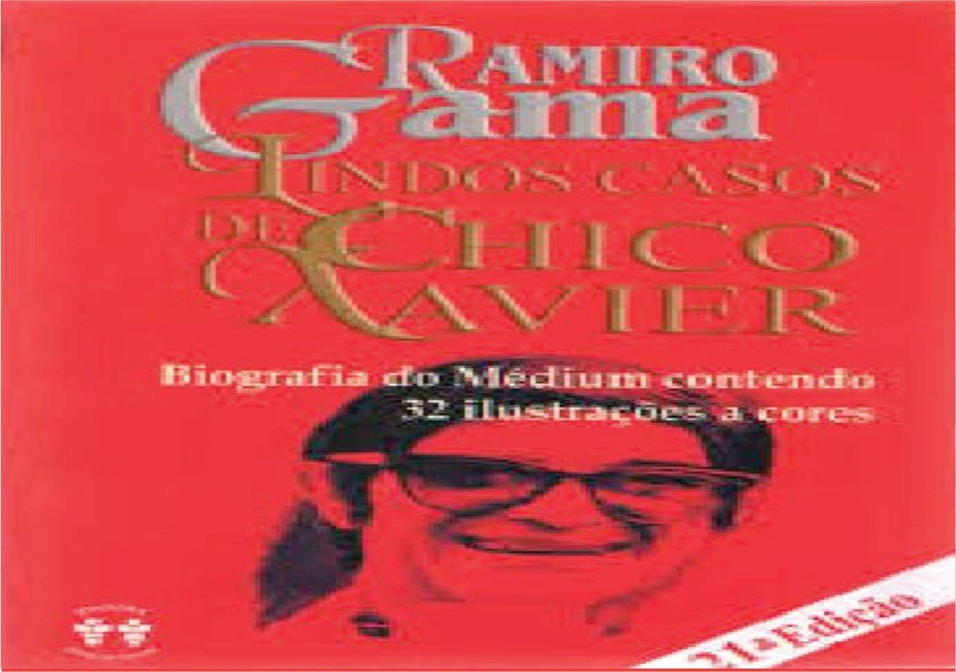 Livro Lindos Casos De Chico Xavier Rádio Novela Áudiobook Completo !