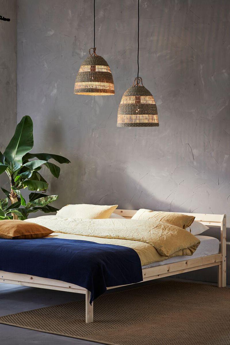 Torared Hangeleuchtenschirm Seegras Ikea Deutschland In 2020