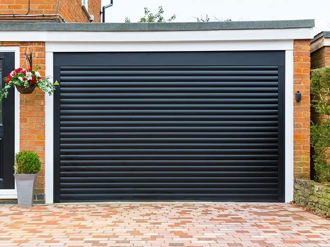 Nice Automatic Roller Garage Doors