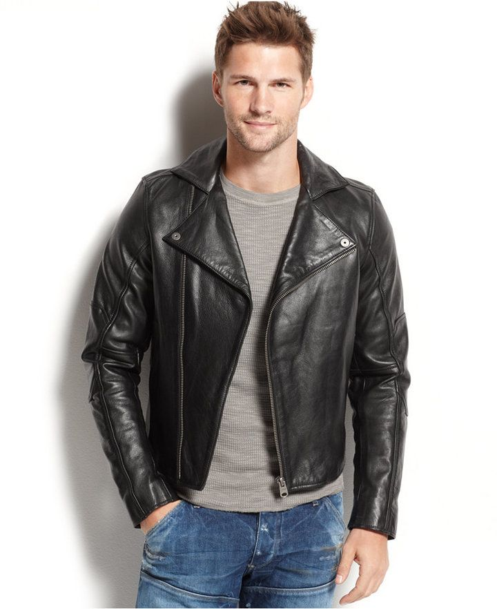 3e59defec99 G Star Camcord Perfecto Leather Jacket on shopstyle.com.au | Things ...