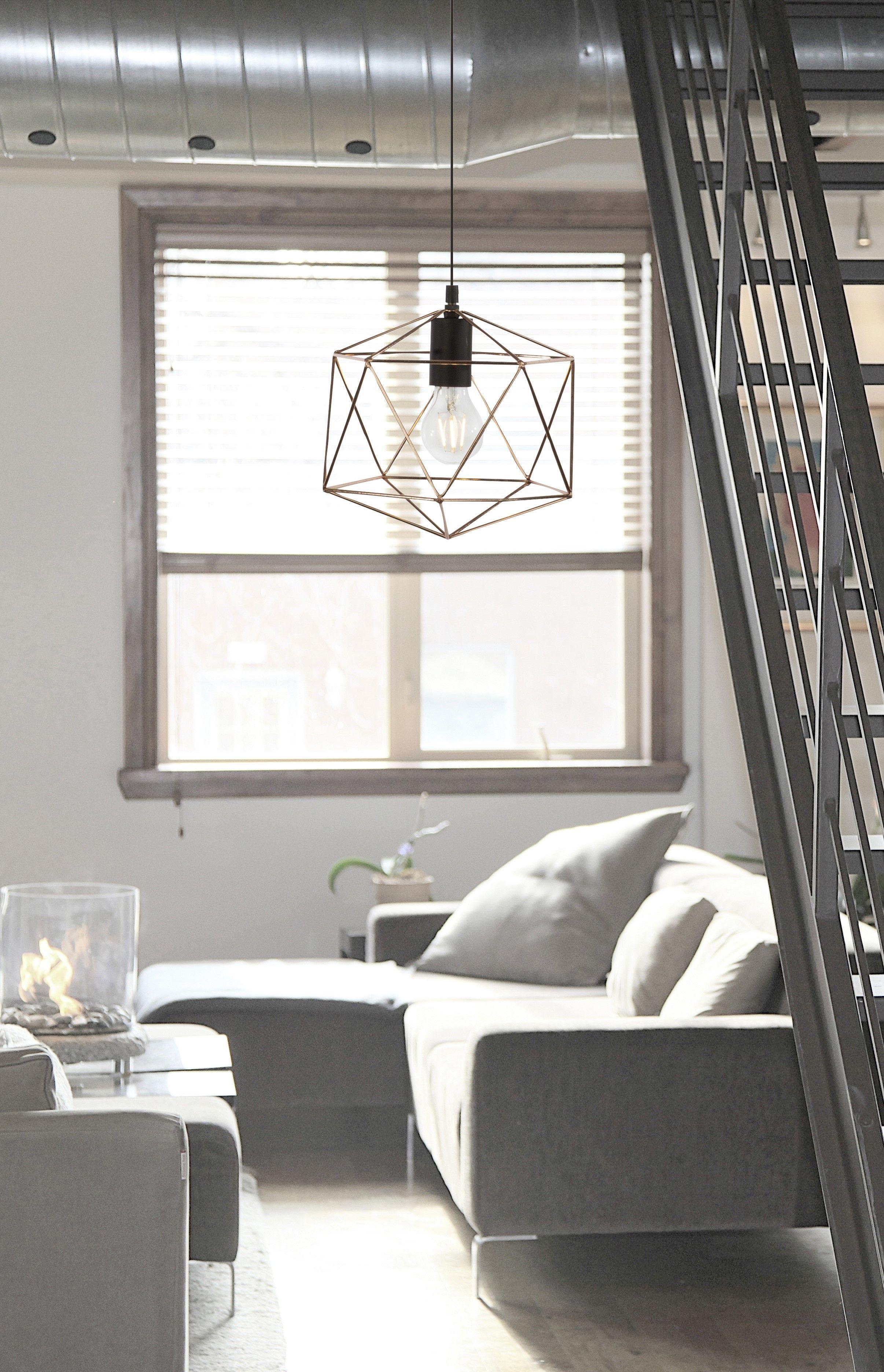 Ansprechend Esstischlampe Modern Ideen Von Geometrische Pendelleuchte 1-flammig Chsuperble